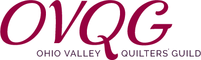 Ohio Valley Quilter's Guild Retina Logo